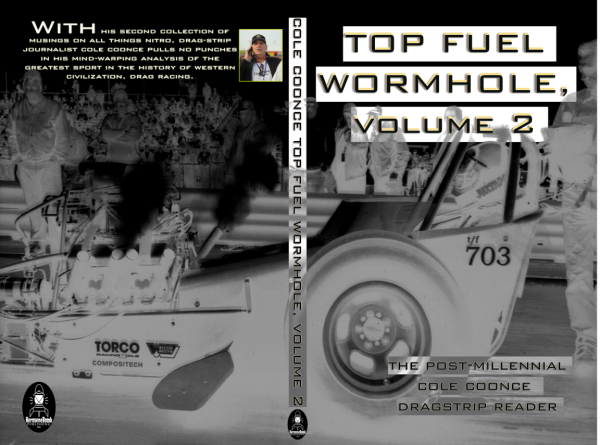 Alternate book cover for Top Fuel Wormhole, Vol. 2